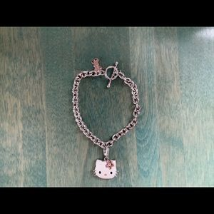 Hello Kitty Kimora Lee Simmons/ Sanrio Bracelet